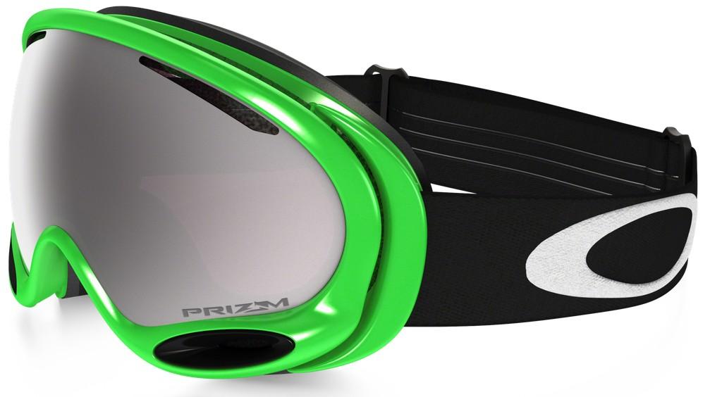 Oakley A-Frame 2.0 Green, Glasfarbe: Prizm Black Iridium Snow ...